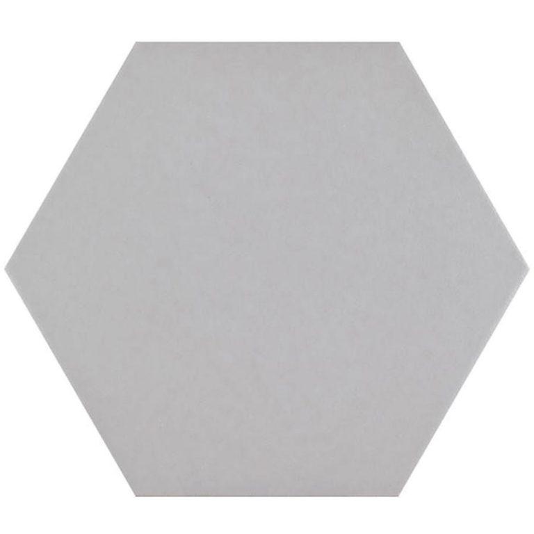 Hex25 Pure Silver | retrotegelwinkel.nl